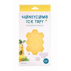 Is Gift Honeycomb Ice Tray Yellow 21x11.8x2.2cm