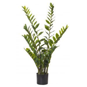 Rogue Zanzibar Gem-Garden Pot Green/Black 80x80x110cm