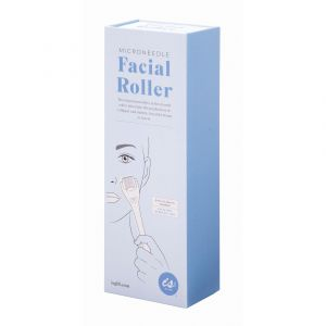 Is Gift Microneedle Facial Roller White