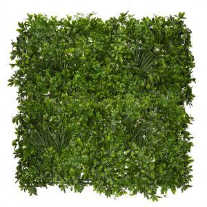 Rogue Foliage Leaf Tile Green 100x10x100cm