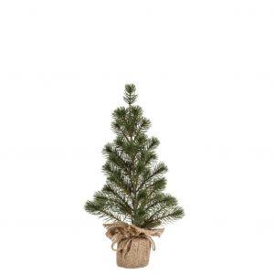 Rogue Pine Needle Tree Green 25x25x45cm