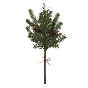 Rogue Pine Pick Green/Brown 25x25x46cm
