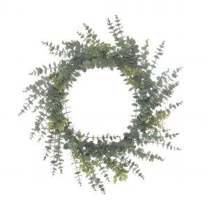 Rogue Eucalyptus Wreath Green 61x16x61cm