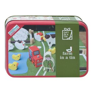 Apples To Pears Farm In A Tin Multicoloured