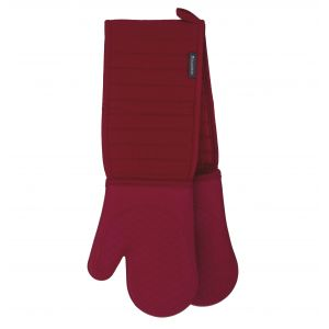 Savannah Safe & Snug Double Glove Red 97x18x1cm