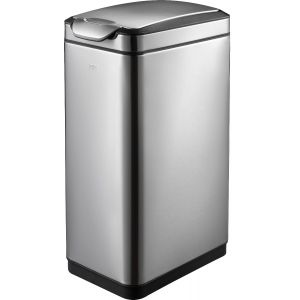EKO Touchpro Can Stainless Steel 25x40x64.5cm/30L