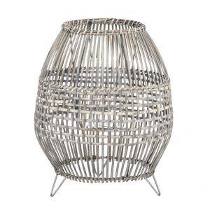 Amalfi Bree Lantern Grey 26x26x32cm