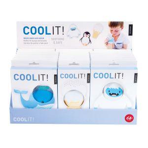 IS GIFT Cool It  assorted penguin, whale, yeti & ice-cream. Designed in Australia
