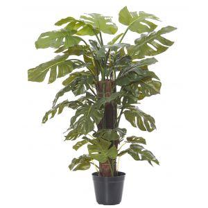 Rogue Monstera Totem Plant-Garden Pot Green 50x50x92cm
