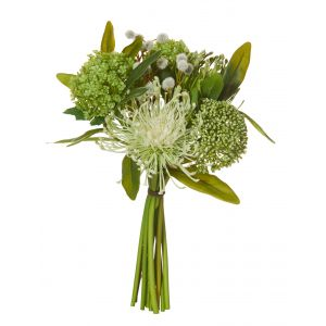 Rogue Mixed Native Bouquet Green 25x25x35cm