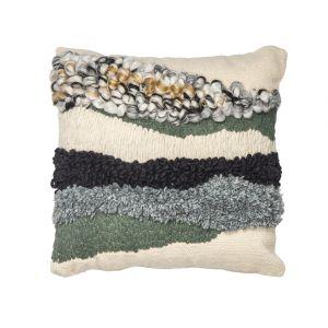 Amalfi Tidal Cushion Green/Blue/Multi 45x10x45cm