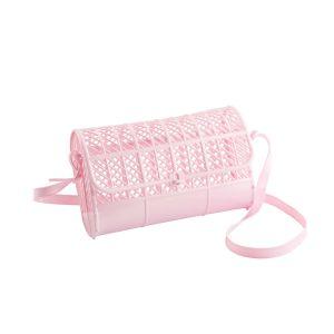 Sun Jellies Jelly Purse Pink 25x16x8cm