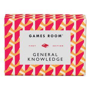 Games Room General Knowledge Quiz Multicoloured