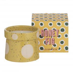 La Luna Scented Candle Jar APCAEM001YL