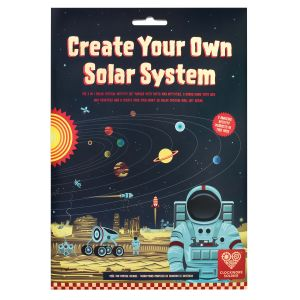Clockwork Soldier - Create Your Own Solar System Multicoloured