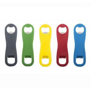Savannah Multi Opener 5 Asst Colours 6 Grey/6 Green/6 Yellow/6 Red/6 Blue 14x4x2.5cm