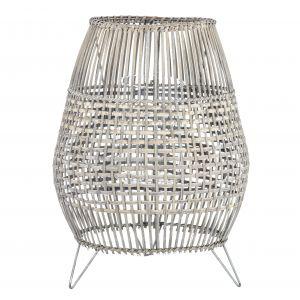 Amalfi Bree Lantern Grey 30x30x40cm