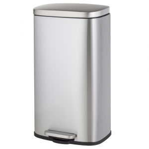 Davis & Waddell Amano Step Can Stainless Steel 35x30x63.5cm/30L