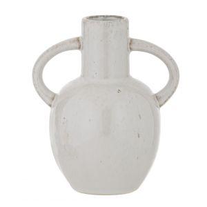 Amalfi Tilda Vessel Vintage White 13x10x15.5cm