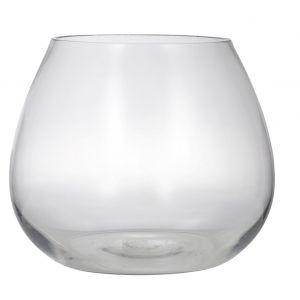 Rogue Garden Vase Clear 30x30x25cm