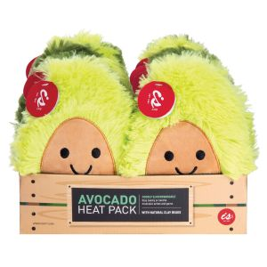 Is Gift Avocado Heat Pack (8Disp) Green 26x12.5x3cm