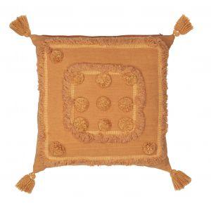 Amalfi Tulare Cushion Terracotta 45x10x45cm