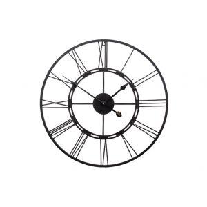 Amalfi Frame Clock Black 60x8x60cm
