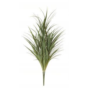 Rogue Yucca Grass Bush Grey Green 40x30x86cm