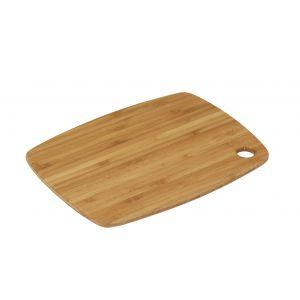 MasterPro Tri-Ply Bamboo Utility Board Small Natural 27x20x1cm