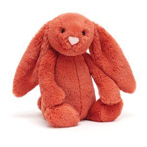Jellycat Bashful Cinnamon Bunny Medium Orange 31x12x15cm