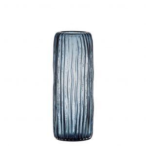 Amalfi Honora Vase Smoky Blue 10x10x29.5cm