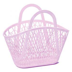 Sunjellies Betty Basket - Lilac Purple