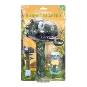 Is Gift Dinosaur Bubble Blaster Green 20x12x8cm