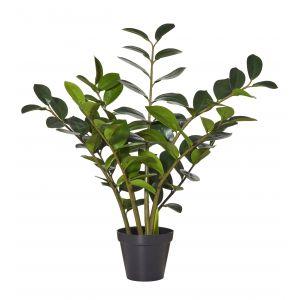 Rogue Zanzibar Gem-Garden Pot Green/Black 41x39x63cm