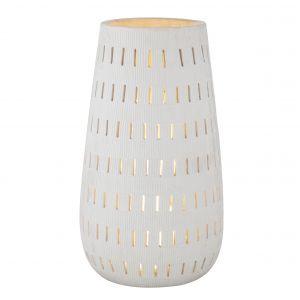 Grand Designs Ellis Floor Lamp Cream Wash 40x40x70cm