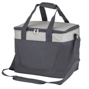 Davis & Waddell Flinders Cooler Bag Charcoal/Natural 35x25x30cm/25L