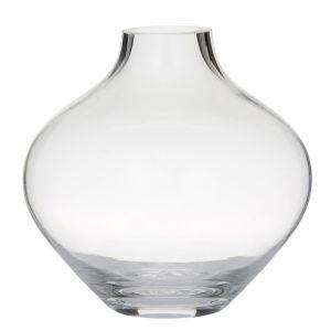 Amalfi Idah Vase Clear 16x16x17.5cm