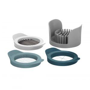 Grand Designs Kitchen Grand Designs Stack & Slice Multi/Silver 12x10x6cm