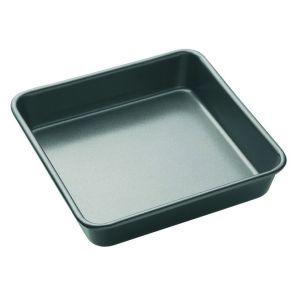 MasterPro N/S Square Bake Pan Black External 24x24x5cm/Internal 23x23x5cm
