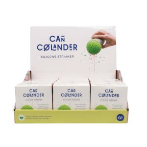IS GIFT Can Colander  Green