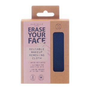Erase Your Face Reusable Makeup Removing Cloth  Black