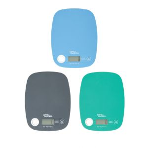 Hera Electronic Kitchen Scale 3 Asst Colours