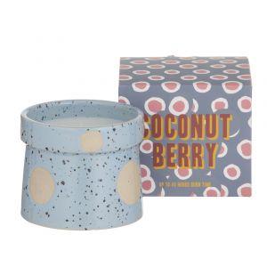 La Luna Scented Candle Jar APCAEM001BL