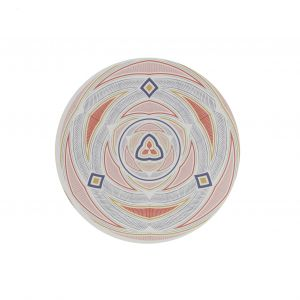 Amalfi Azlan Placemat Set/4 Multi 35x0.3x35cm