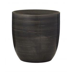 Rogue Tilly Pot Black 30x30x30cm