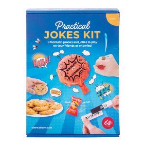 IS GIFT Practical Jokes Kit  Multicoloured