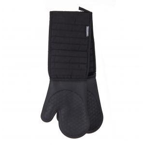 Savannah Safe & Snug Double Glove Black 97x18x1cm
