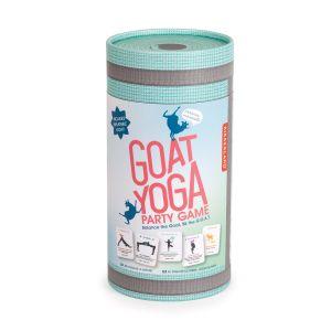 Kikkerland Goat Yoga Blue Includes inflatable goat