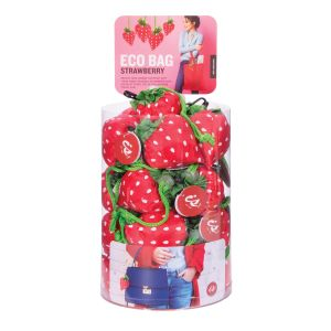IS GIFT Eco Bag - Strawberry  Red