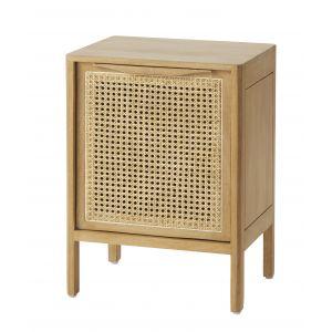 Amalfi Santali Side Table Natural 45x35x60cm